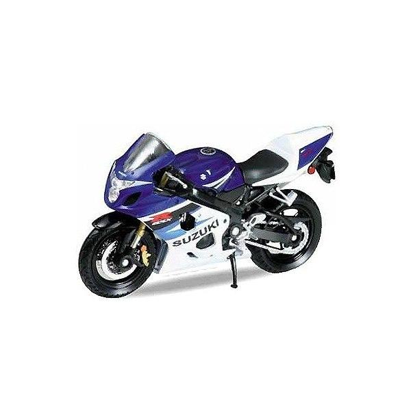 Модель мотоцикла Suzuki GSX-R750