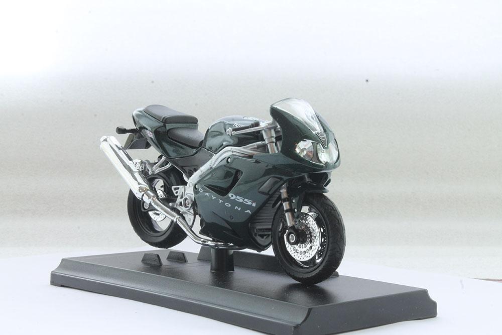 Коллекционная модель мотоцикла Triumph Daytona 955i1:18