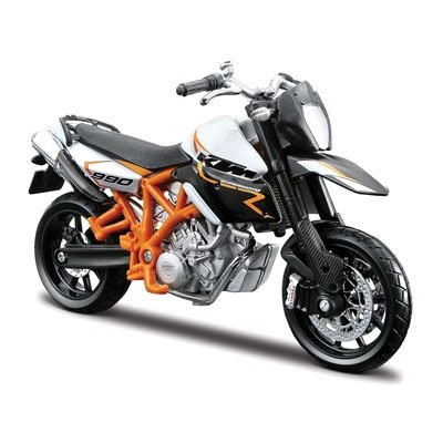 Модель мотоцикла KTM 990 Supermoto B