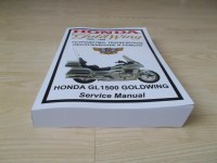 Мануал на Honda GL1500 Goldwing