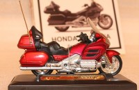Мануал на Honda Goldwing GL1800